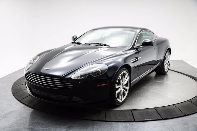 2011 Aston Martin DB9 Base Coupe UMBA13053
