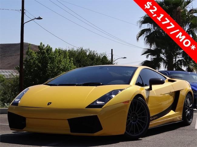 2008 Lamborghini Gallardo Superleggera Coupe UD8A05861