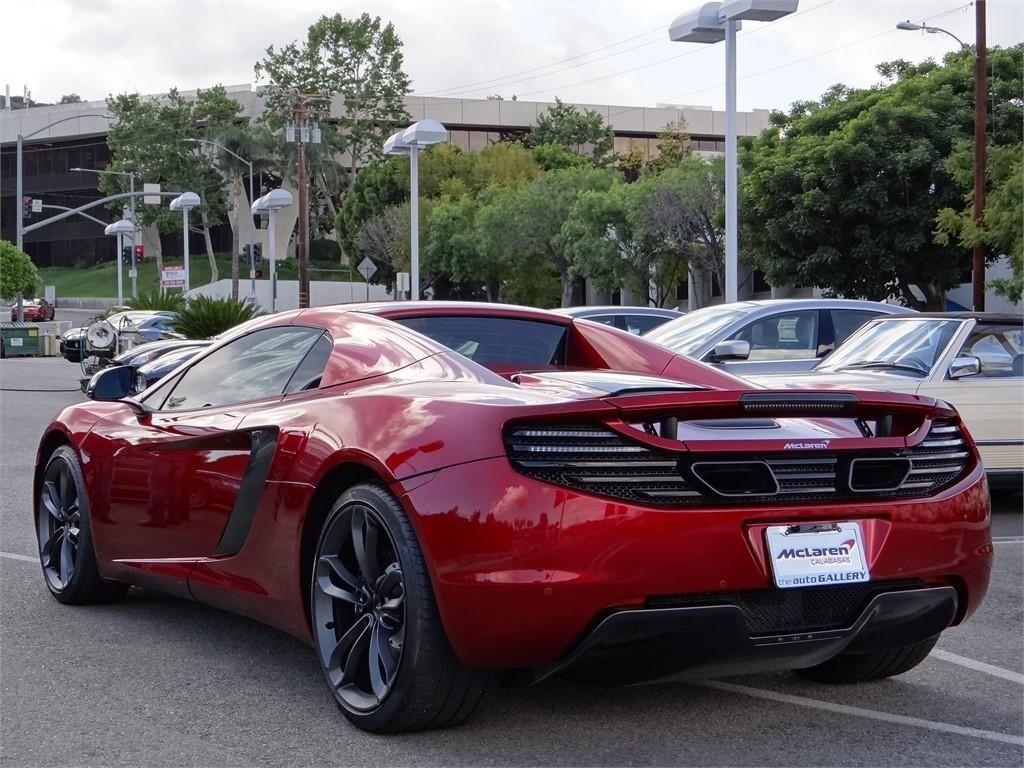 ... Used 2013 McLaren MP4 12C Spider Near Los Angeles, CA ...