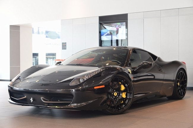 2013 Ferrari 458 Italia Base Coupe UMD189338
