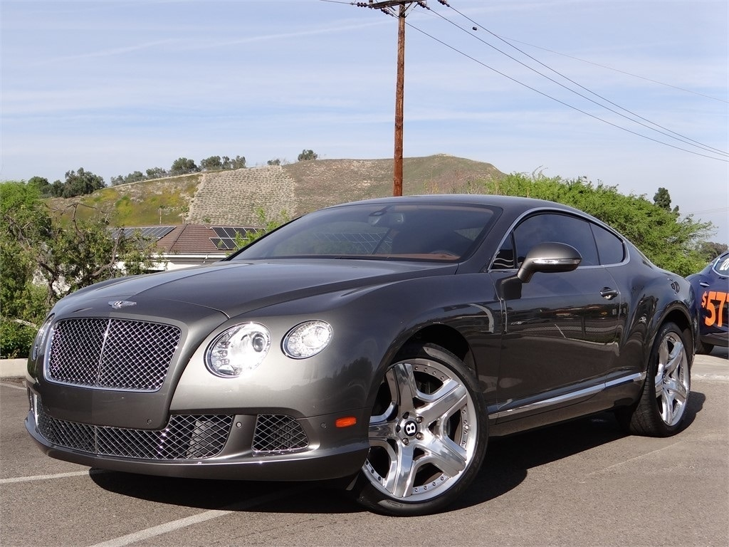 used bentley continental gt for sale los angeles ca autos post. Black Bedroom Furniture Sets. Home Design Ideas