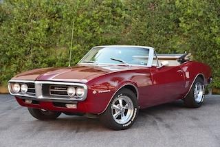 1967 Pontiac Firebird UB7611331