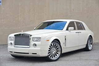 2004 Rolls-Royce Phantom Base Sedan UB4X07306