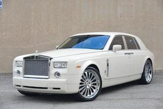 2004 Rolls-Royce Phantom Base Sedan UB4X07306