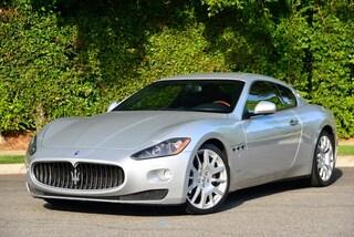 2008 Maserati Granturismo Base Coupe UB8040323