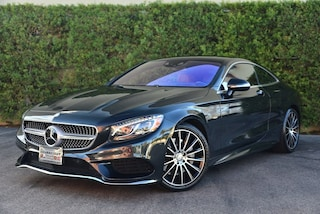 2015 Mercedes-Benz S-Class S 550 Coupe UBF001198