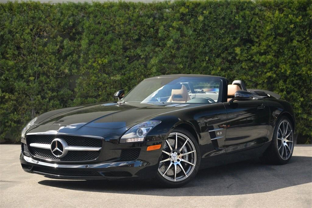 2012 Mercedes-Benz SLS AMG® Base Convertible