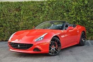 2015 Ferrari California T Convertible UBF205355