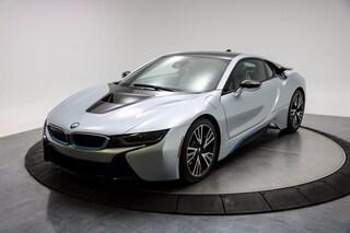 2014 BMW i8 Base Coupe UBEX64724