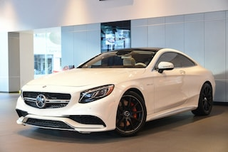 2015 Mercedes-Benz S-Class S 63 AMG® Coupe UBF008981
