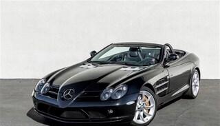2008 Mercedes-Benz SLR Mclaren Roadster Convertible UB8001714