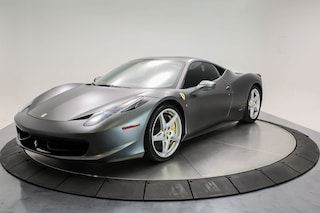 2013 Ferrari 458 Italia Base Coupe CBD190380