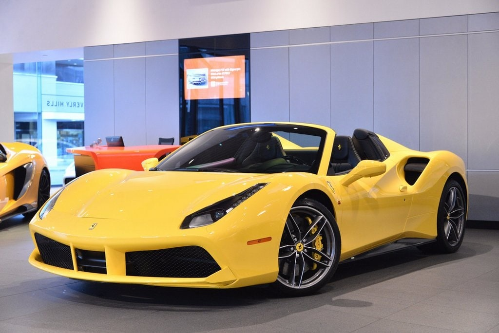 Used Luxury Cars For Sale By Ferrari Porsche Maserati BMW - Economical sports cars