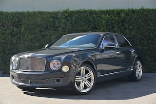 2011 Bentley Mulsanne Base Sedan UBC015201