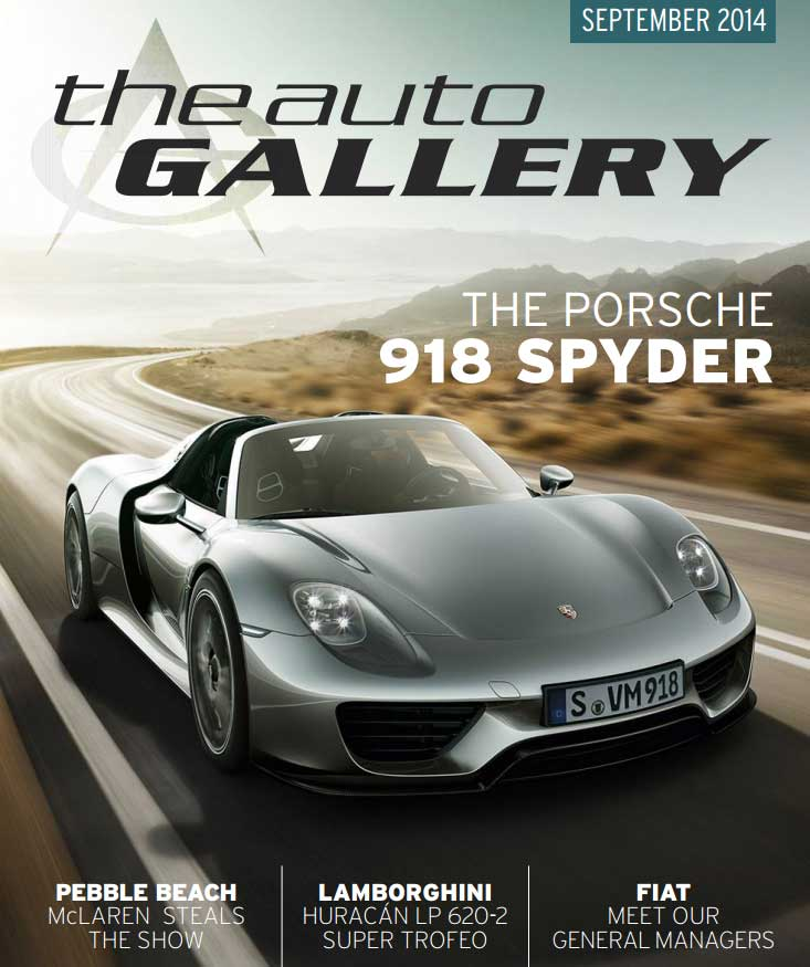 The Auto Gallery E Magazine Exotic Cars Luxury Cars Reviews