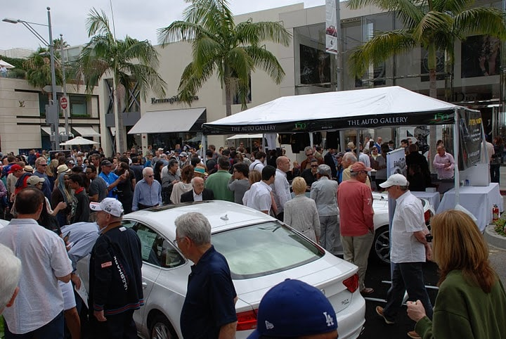 Beverly Hills Concours Event Recap The Auto Gallery - Beverly hills car show