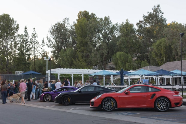The Auto Gallery & Hidden Hills Magazine event