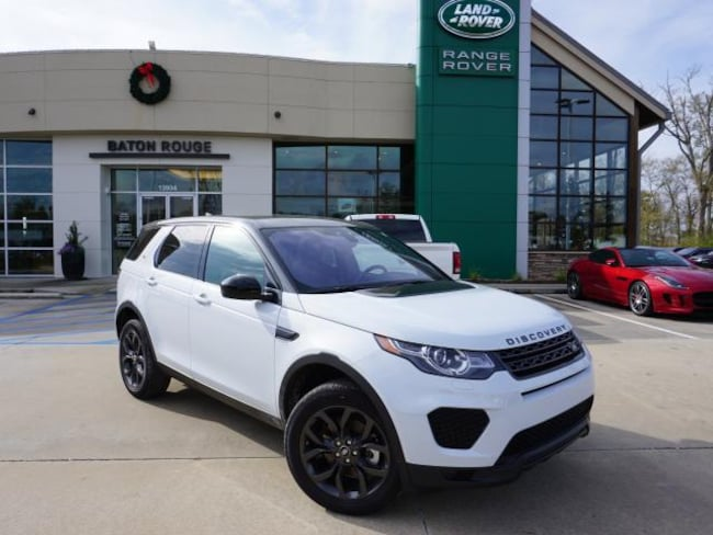 2019 Land Rover Discovery Sport Landmark 4WD SUV