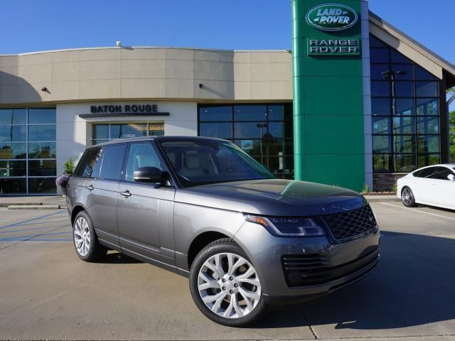 Range Rover Baton Rouge >> New 2019 Land Rover Range Rover For Sale At Land Rover Baton