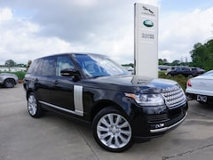 2017 Land Rover Range Rover Supercharged SWB SUV