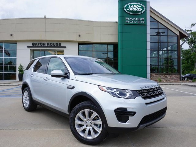 Discovery Sport Land Rover >> New Land Rovers New Orleans La Land Rover New Orleans