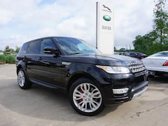 2015 Land Rover Range Rover Sport Supercharged 4WD SUV