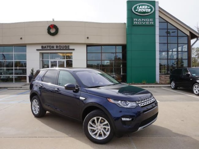 2019 Land Rover Discovery Sport HSE 4WD SUV