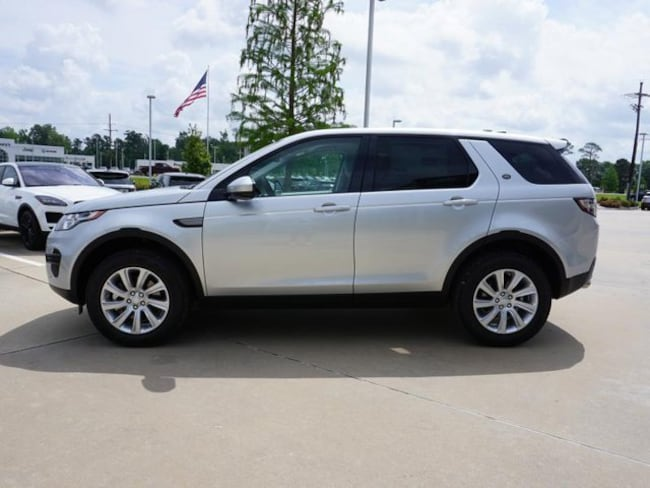 New 2019 Land Rover Discovery Sport For Sale At Land Rover