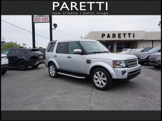 2016 Land Rover LR4 HSE 4WD SUV