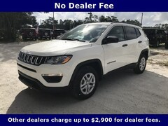 New 2019 Jeep Compass SPORT FWD Sport Utility for Sale in LaBelle, Florida