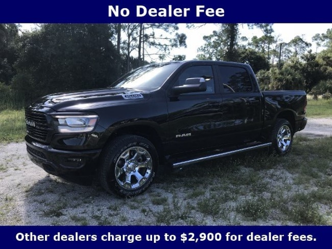 New 2019 Ram 1500 BIG HORN / LONE STAR CREW CAB 4X4 5'7 BOX Crew Cab for Sale in LaBelle, Florida