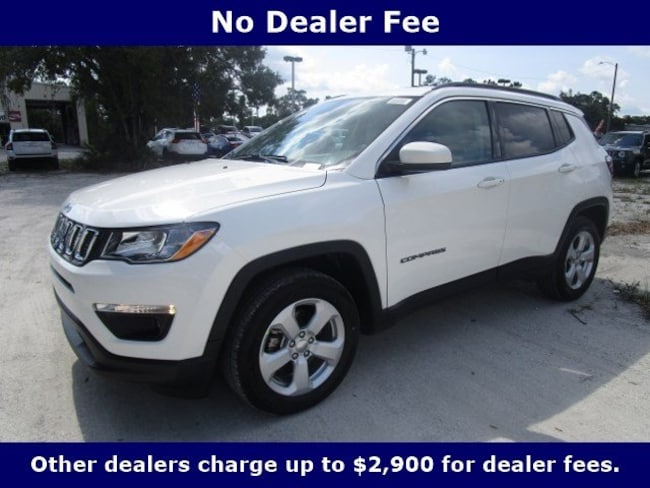 New 2018 Jeep Compass LATITUDE FWD Sport Utility for Sale in LaBelle, Florida