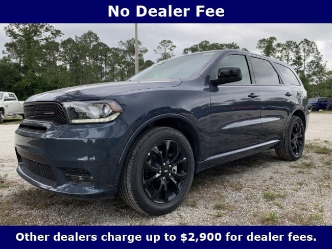 new 2019 dodge durango gt rwd sport utility for sale in labelle florida