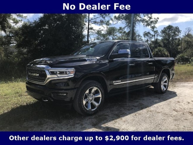 New 2019 Ram 1500 LIMITED CREW CAB 4X4 5'7 BOX Crew Cab for Sale in LaBelle, Florida
