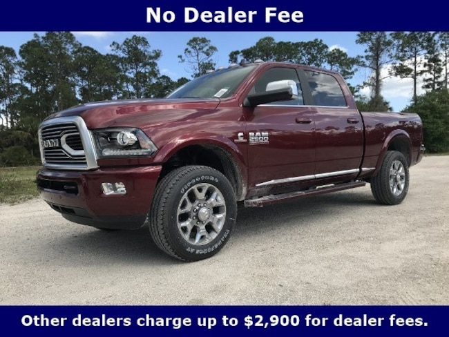 New 2018 Ram 2500 LIMITED CREW CAB 4X4 6'4 BOX Crew Cab for Sale in LaBelle, Florida