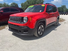 Used 2017 Jeep Renegade Sport FWD SUV for Sale in LaBelle, Florida