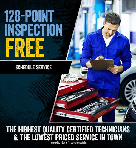Free 128-Point Inspection