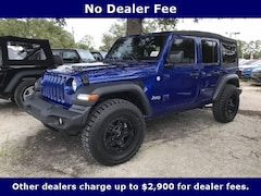 New 2018 Jeep Wrangler UNLIMITED SPORT 4X4 Sport Utility for Sale in LaBelle, Florida