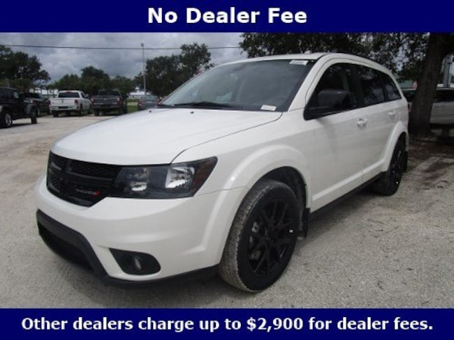 New 2018 Dodge Journey SXT Sport Utility for Sale in LaBelle, Florida