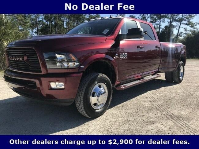 New 2018 Ram 3500 BIG HORN CREW CAB 4X4 8' BOX Crew Cab for Sale in LaBelle, Florida