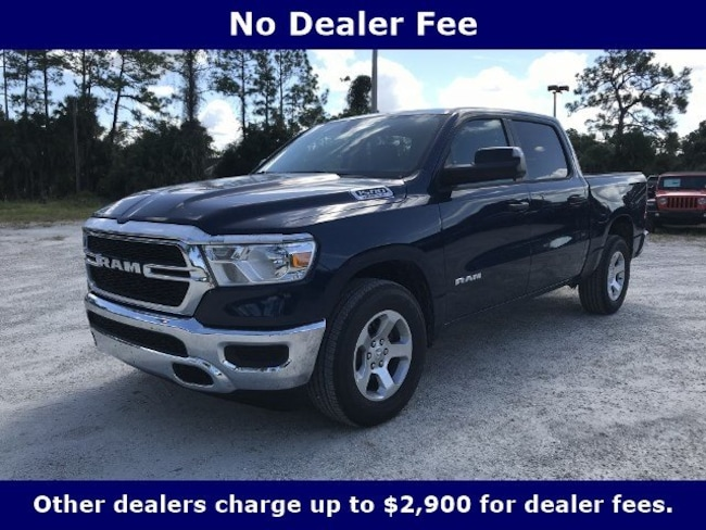 New 2019 Ram 1500 TRADESMAN CREW CAB 4X2 5'7 BOX Crew Cab for Sale in LaBelle, Florida