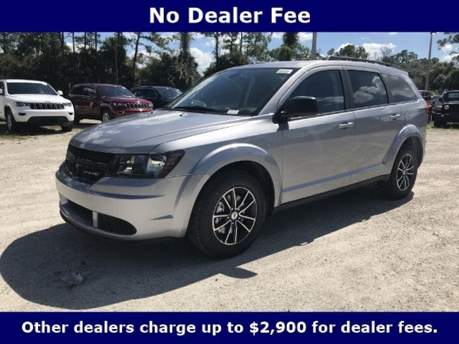 New 2018 Dodge Journey SE Sport Utility for Sale in LaBelle, Florida