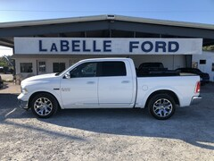 Used 2016 Ram 1500 Longhorn Truck Crew Cab for Sale in LaBelle, Florida