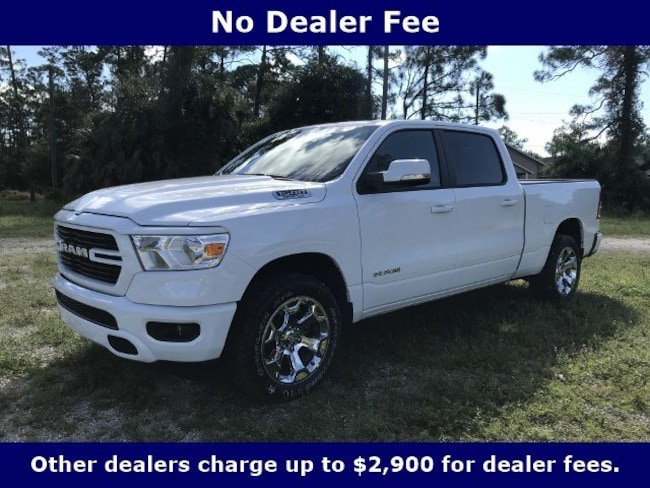 New 2019 Ram 1500 BIG HORN / LONE STAR CREW CAB 4X2 6'4 BOX Crew Cab for Sale in LaBelle, Florida