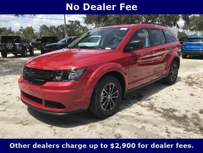 New 2018 Dodge Journey SE Sport Utility for Sale in LaBelle, Florida