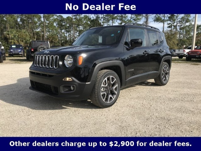 New 2018 Jeep Renegade LATITUDE 4X2 Sport Utility for Sale in LaBelle, Florida