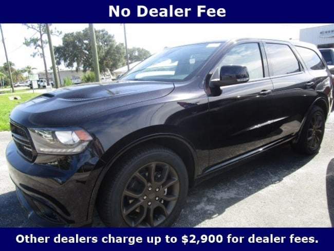 New 2018 Dodge Durango GT RWD Sport Utility for Sale in LaBelle, Florida