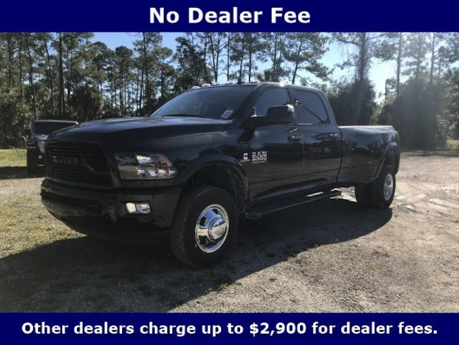New 2018 Ram 3500 BIG HORN CREW CAB 4X4 8' BOX Crew Cab for Sale in LaBelle, Florida