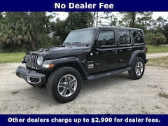 New 2018 Jeep Wrangler UNLIMITED SAHARA 4X4 Sport Utility for Sale in LaBelle, Florida