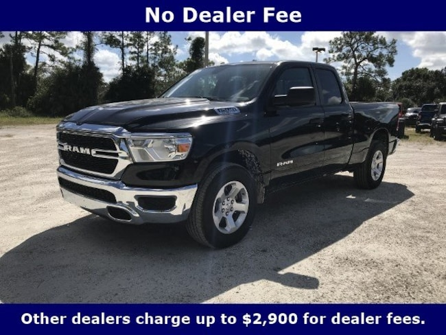 New 2019 Ram 1500 TRADESMAN QUAD CAB 4X2 6'4 BOX Quad Cab for Sale in LaBelle, Florida